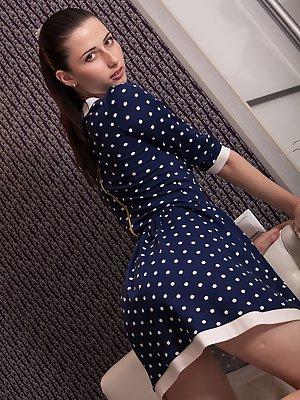 Blue blue dress